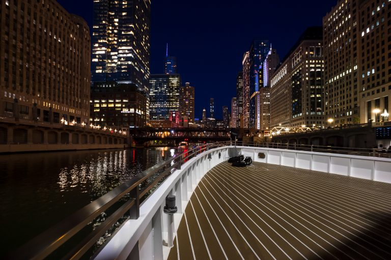 Odyssey Chicago River – New Year's Eve Fireworks Cruises