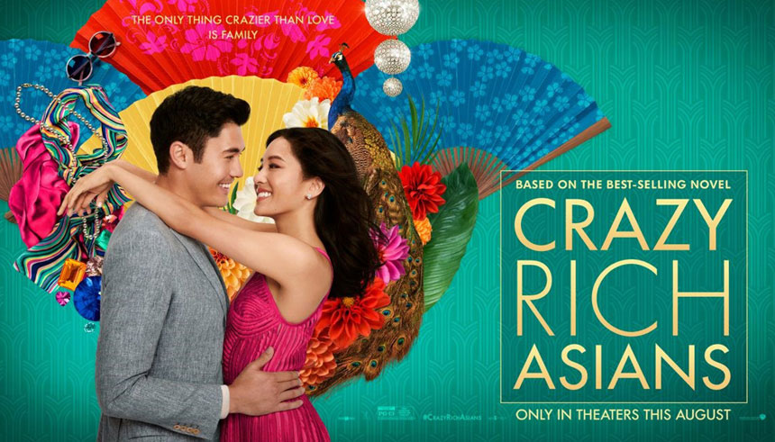 Water Flicks | Crazy Rich Asians