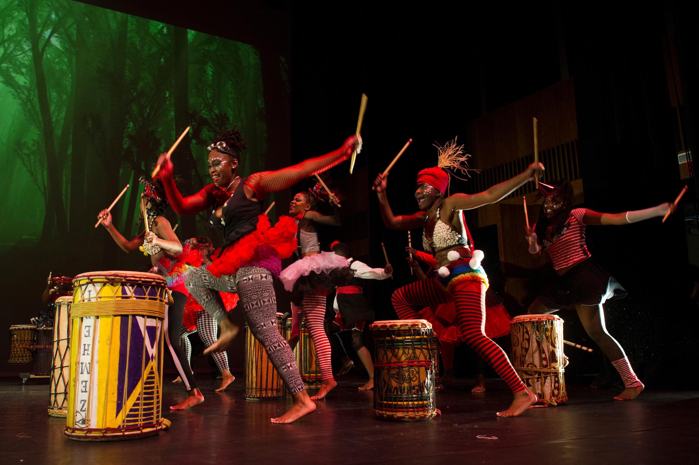 Stroller Grooves: Ayodele Drum & Dance