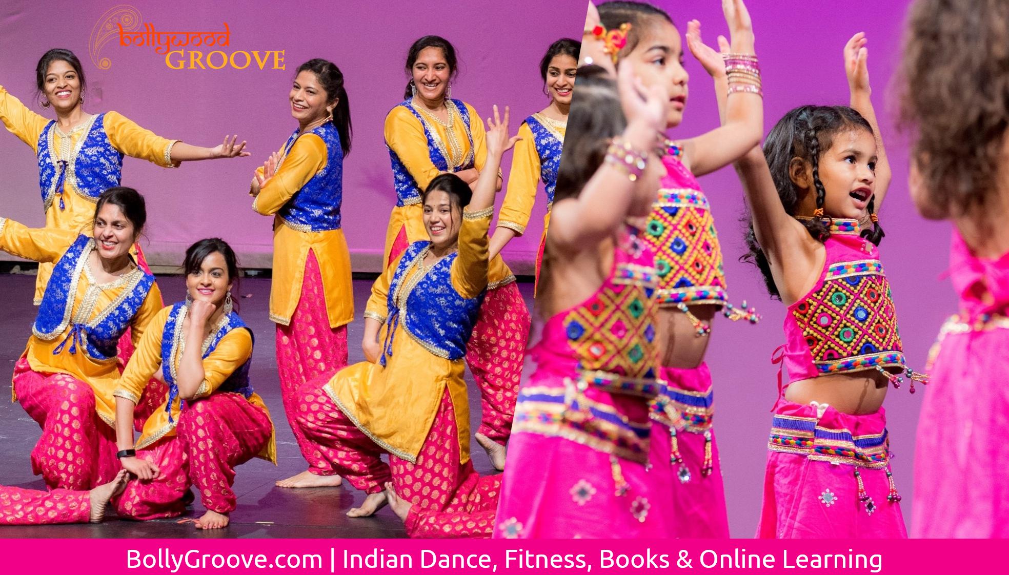 Stroller Grooves: Bollywood Groove