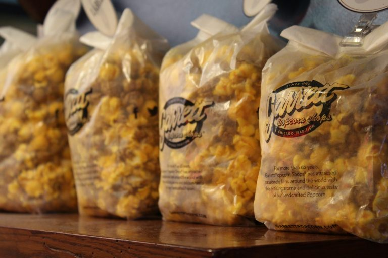 Celebrate National Popcorn Week with Garrett Popcorn Shops at Navy Pier