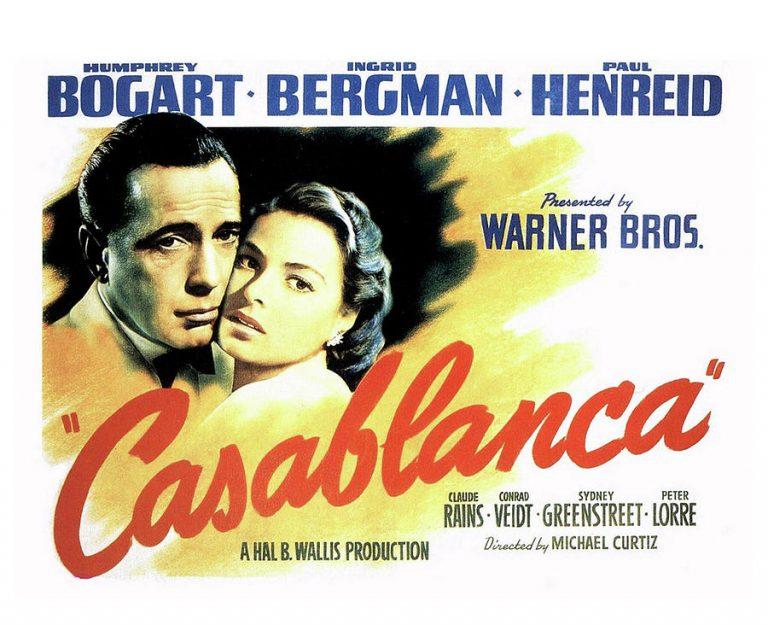 Water Flicks   Casablanca