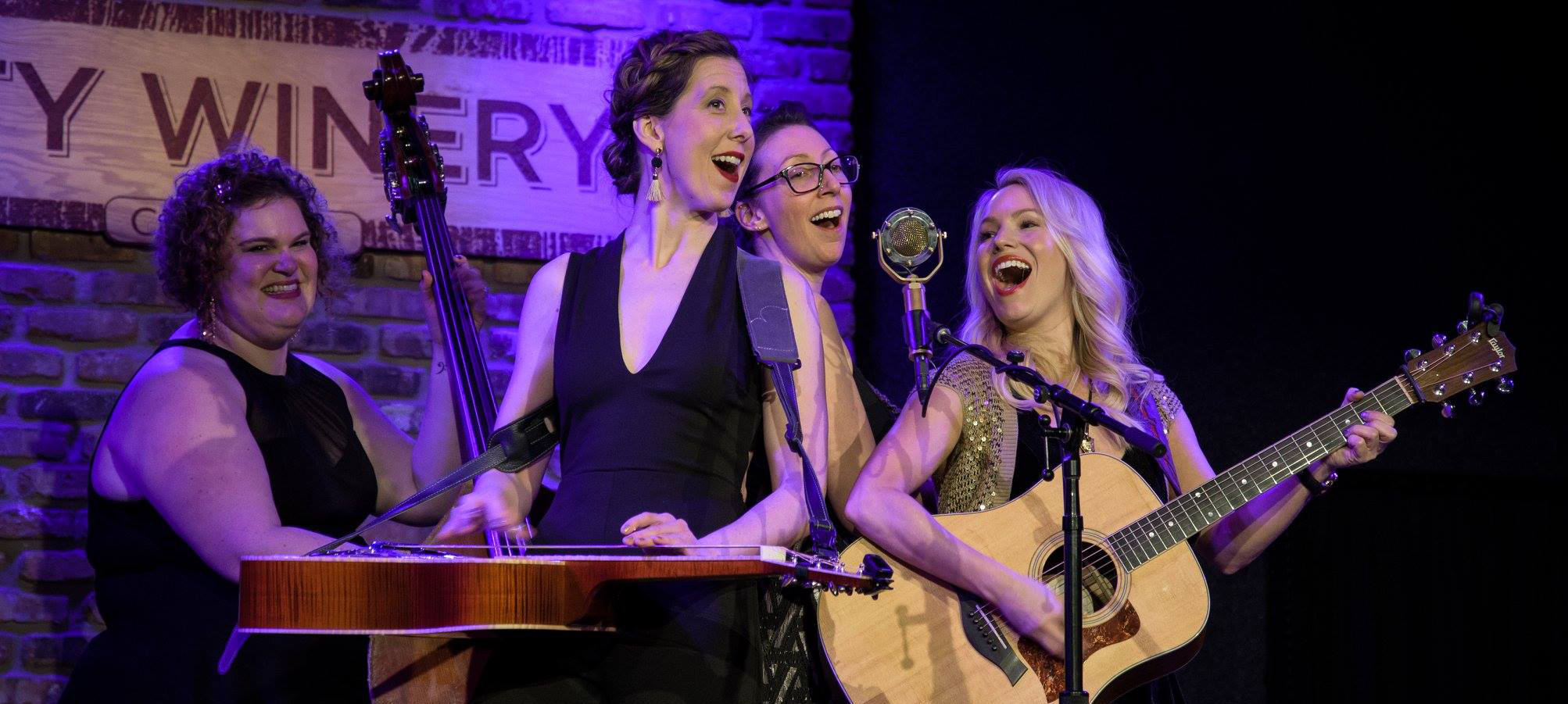 Winter Music Series: Fox Crossing Stringband & Miles Over Mountains