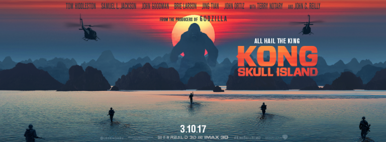 Water Flicks | Kong: Skull Island