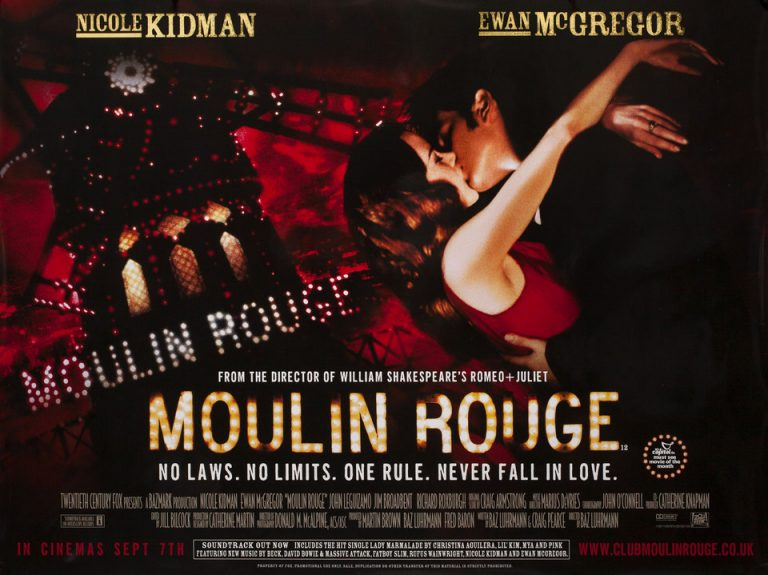 Water Flicks | Moulin Rouge